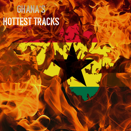 Ghanas hottest tracks - Stream Star List